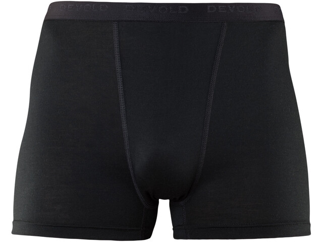 Devold Breeze Boxer Men Black
